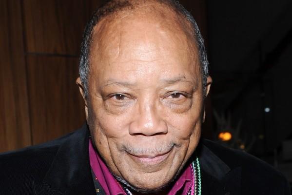 Quincy Jones Lo Conseguiste Muchacha