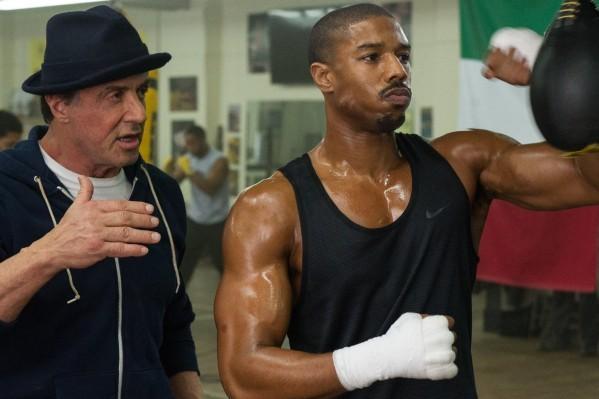 Creed, nueva película de la saga Rocky, con música inspirada en los 70