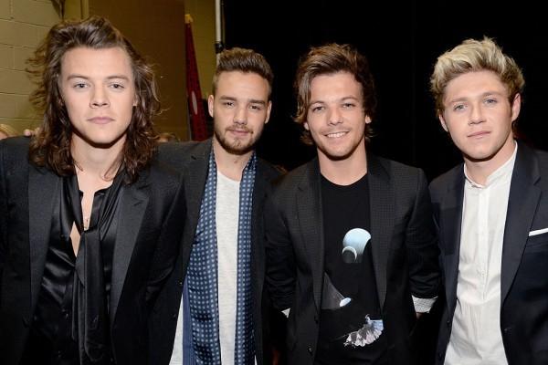 One Direction lo más ricos menores de 30 años según Forbes