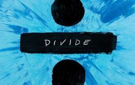 Ed Sheeran hace doblete y también es #1 en álbumes, en el Reino Unido, con 'Divide'