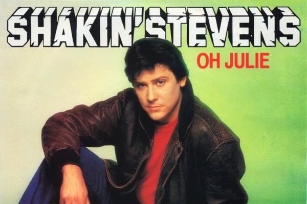 Oh Julie- Shakin' Stevens (1982)