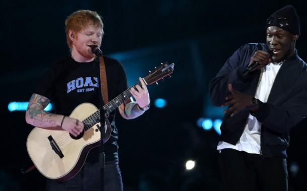 Ed Sheeran publica dos remixes de 'Shape Of You', uno con Stormzy y otro con Major Lazer
