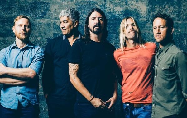 Foo Fighters confirma que estarán en Glastonbury 2017