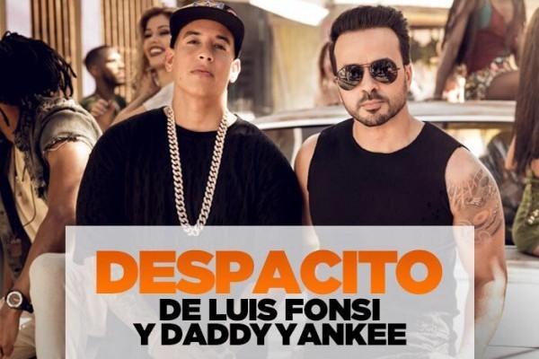 Luis Fonsi y Daddy Yankee, 13 semanas afortunadas en el #1 en España con 'Despacito'