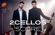 2CELLOS lanzan su particular visión del cine, en 'Score'