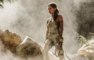 Primeras imágenes oficiales de Alicia Vikander, como Lara Croft