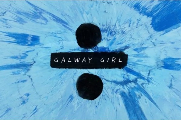 Ed Sheeran Sigue Dominando Spotify UK Con 'Galway Girl', 5