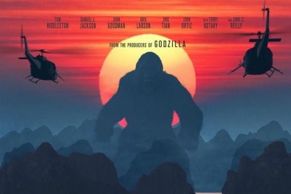 'Kong: Skull Island' consigue el #1 en el Box Office Americano