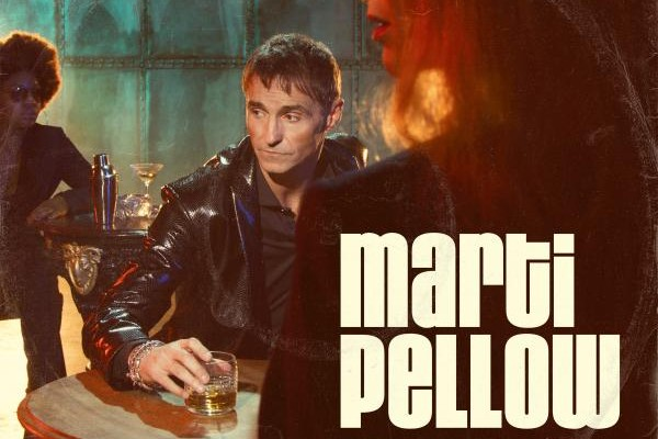 Marti Pellow regresa a la lista de álbumes en UK, con 'Mysterious'