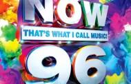El 7 de abril se publica el doble recopilatorio, 'Now 96'