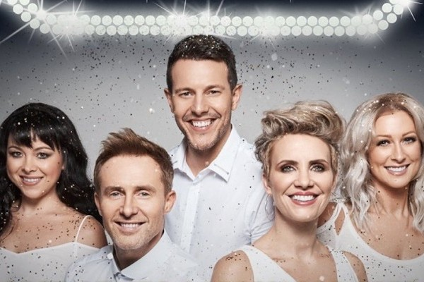Steps consiguen el top 40 en UK, con su regreso, 'Scared Of The Dark'