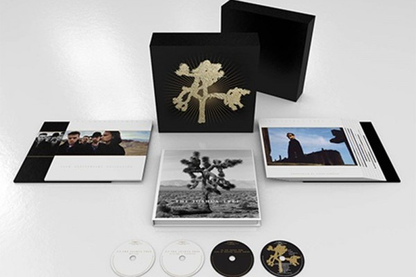 La edición 30 aniversario, vuelve a llevar a U2 y 'The Joshua Tree' al top 20 americano
