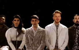 Pentatonix presentan su nuevo vídeo, 'Can't Help Falling in Love'