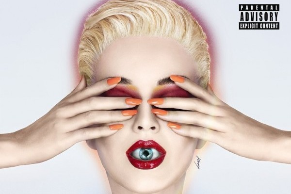 Katy Perry consigue su tercer #1 en álbumes, en USA, con 'Witness'