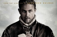King Arthur: Legend of the Sword, se la pega en el Box Office americano