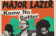 Major Lazer entrada más alta con 'Know No Better' en el semanal de Spotify Global