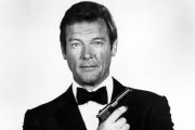 Fallece a los 89 años, el actor Roger Moore, famoso por interpretar a James Bond