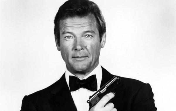 Fallece a los 89 años, el actor Roger Moore, famoso por interpretar a James Bond