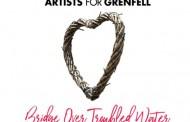 Robbie Williams, Dua Lipa, Louis Tomlinson, Jess Glynne, James Arthur, en Artists for Grenfell
