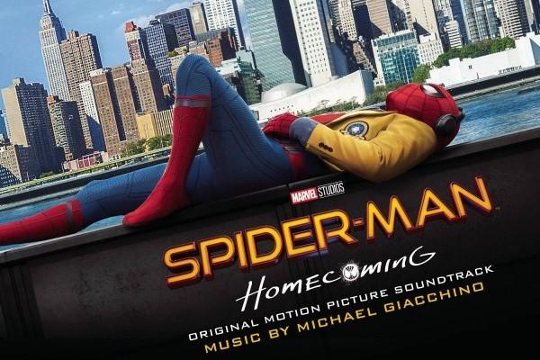 El 7 de julio se publicará la BSO de 'Spider- Man: Homecoming', de Michael Giacchino