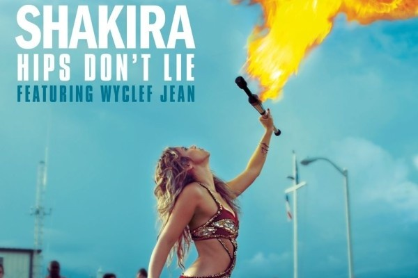 Hips Don't Lie- Shakira ft. Wyclef Jean (2006)