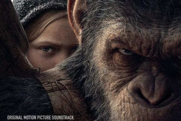 Michael Giacchino, hace la BSO de 'La Guerra del Planeta de los Simios'