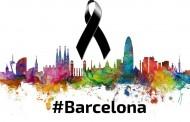 El mundo de la música, muestra su apoyo, tras el atentado de Barcelona