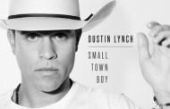 Dustin Lynch consigue su segundo top 40 en US, con 'Small Town Boy'