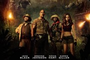 Jumanji repite en el #1 del Box Office americano, por segunda semana