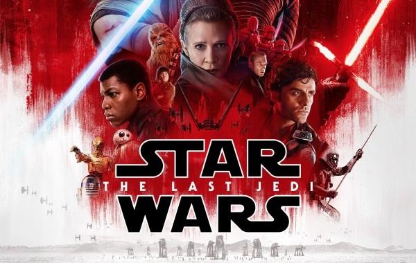 'Stars Wars: Los Últimos Jedi', copa los estrenos de la semana