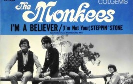 'I'm A Believer'- The Monkees (1966)