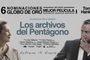 'Los Archivos del Pentágono', 'Plan de Chicas' y '120 Pulsaciones por Minuto', en los estrenos de la semana