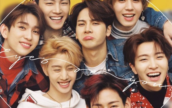 Got7 nuevo #1 mundial de álbumes, con 'Eyes On You'