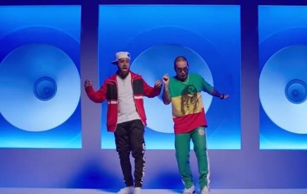 Nicky Jam con J Balvin repiten por segunda semana, en el #1 de YouTube Global, con 'X'