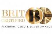 BPI relanza sus certificaciones en UK. Ahora se llaman The BRIT Certified Platinum, Gold & Silver Awards