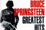 Bruce Springsteen y su vinilo rojo de 'Greatest Hits', álbum más vendido en el Record Store Day, en USA
