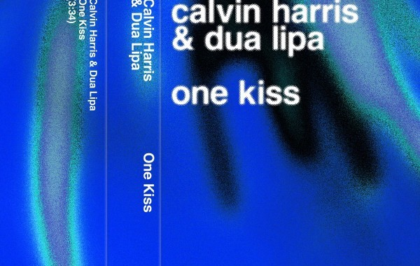 Calvin Harris y Dua Lipa, nuevo #1 en Spotify UK, con 'One Kiss'