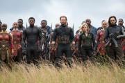 'Vengadores: Infinity War' tercera semana en lo más alto del Box Office USA