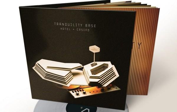 Arctic Monkeys y 'Tranquility Base Hotel + Casino', disco más vendido la primera semana en vinilo