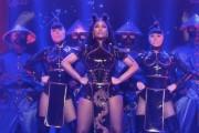 Nicki Minaj actúa en el último programa de la temporada, del SNL