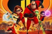 'Los Increíbles 2' conquista el Box Office americano con más de 180 millones de dólares el fin de semana