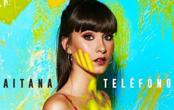 Aitana anuncia el lanzamiento de su primer single oficial, para el 27 de julio, se llama 'Teléfono'